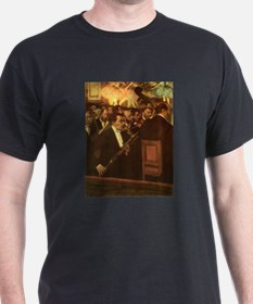 Orchestra of Opera by Degas T-Shirt