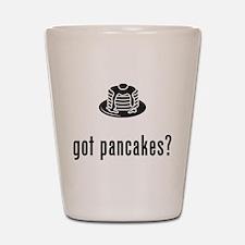 Pancakes Shot Glass
