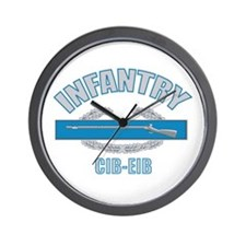 Military Infantry Wall Clock