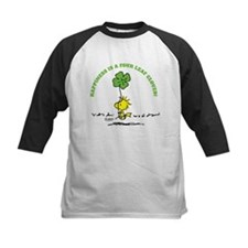 Happiness is a Four Leaf Clover Baseball Jersey