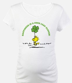 Happiness is a Four Leaf Clover Shirt