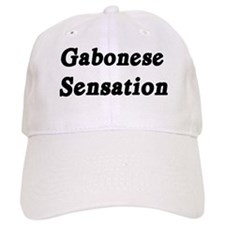 Gabonese Sensation Baseball Cap