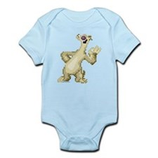 Ice Age 8-Bit Sid 2 Infant Bodysuit