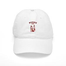 Kishu Ken Baseball Cap