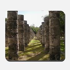 Ancient Pillars Mousepad