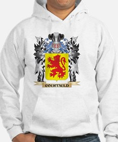 Courtauld Coat of Arms - Family Hoodie