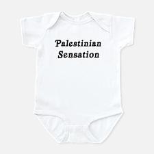 Palestinian Sensation Onesie