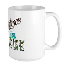 Resistance is fertile Mug