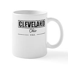 Cleveland Ohio Mugs