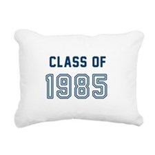 Class of 1985 Rectangular Canvas Pillow
