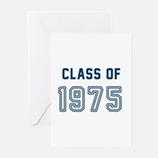 Class of 1975 Greeting Cards