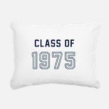 Class of 1975 Rectangular Canvas Pillow