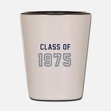 Class of 1975 Shot Glass