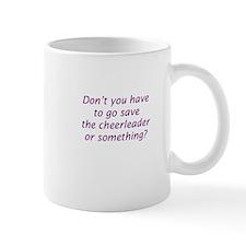 Mug For Left Hander's