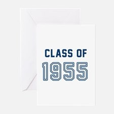 Class of 1955 Greeting Cards