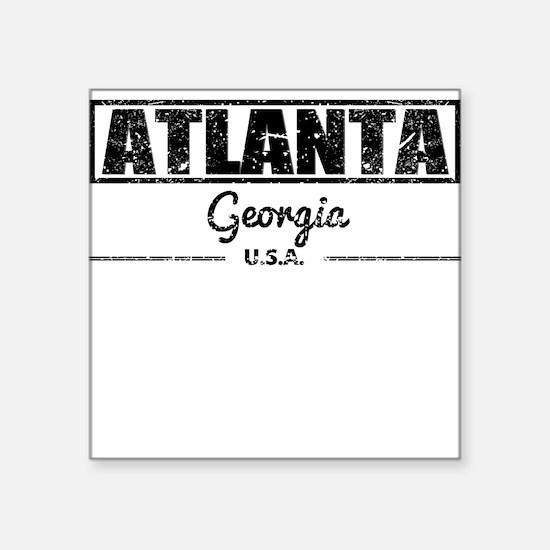 Atlanta Georgia Sticker