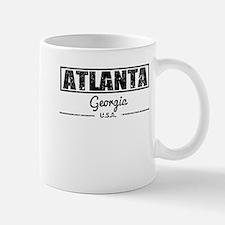 Atlanta Georgia Mugs