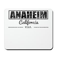 Anaheim California Mousepad
