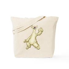 Ice Age 8-Bit Sid Tote Bag