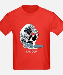 Rad Cow Surf T-Shirt