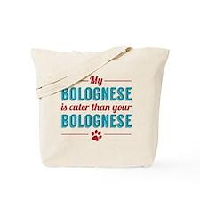 Cuter Bolognese Tote Bag