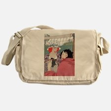 VOGUE - Love Forty - A Day Of Tennis Messenger Bag