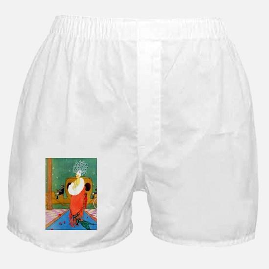 VOGUE - Glamor on the Red Carpet Boxer Shorts