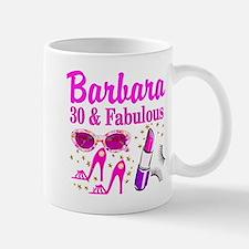 30TH PRIMA DONNA Small Mugs