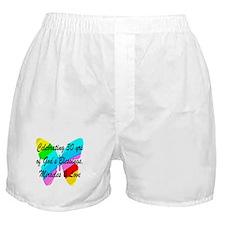 GOD LOVING 30TH Boxer Shorts