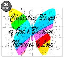 GOD LOVING 30TH Puzzle