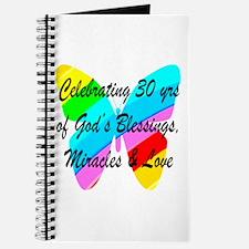 GOD LOVING 30TH Journal