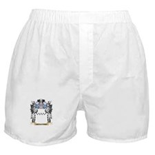 Crawford Coat of Arms - Family Crest Boxer Shorts