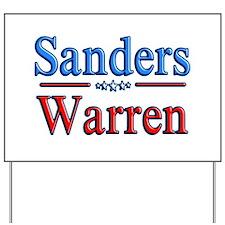 Bernie Sanders For President 2016 Yard Sign