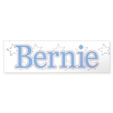 BERNIE SANDERS FOR PRESIDENT 2016 Bumper Car Sticker