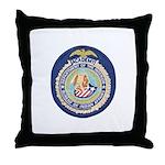 Bureau of Indian Affairs Academy Throw Pillow