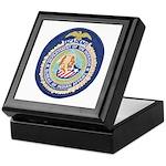 Bureau of Indian Affairs Academy Keepsake Box