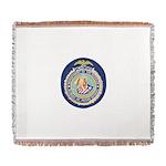 Bureau of Indian Affairs Academy Woven Blanket
