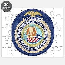 Bureau of Indian Affairs Academy Puzzle