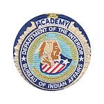 Bureau of Indian Affairs Academy Button