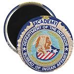 Bureau of Indian Affairs Academy Magnet