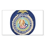 Bureau of Indian Affairs Sticker (Rectangle 50 pk)