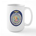 Bureau of Indian Affairs Academy Large Mug
