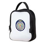 Bureau of Indian Affairs Academ Neoprene Lunch Bag