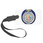 Bureau of Indian Affairs Academy Large Luggage Tag