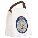 Bureau of Indian Affairs Academy Canvas Lunch Bag