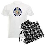 Bureau of Indian Affairs Acad Men's Light Pajamas