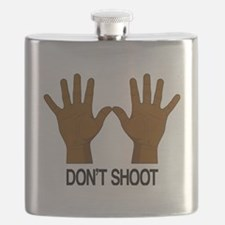 Don't Shoot Flask