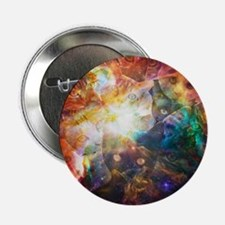 "The Cat Galaxy 2.25"" Button"