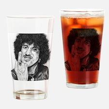 Phil Lynott Drinking Glass