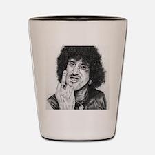 Phil Lynott Shot Glass